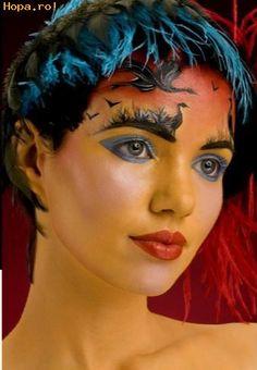 artistic makeup - Google Search
