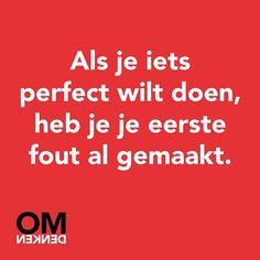 Omdenken (@omdenkennederland) • Instagram-foto's en -video's Daily Quotes, Mindfulness, Positivity, Sayings, Words, Funny, Instagram, Posters, Live