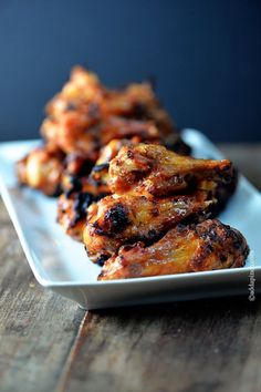 Smoked Chicken Wings Recipe | Cooking | Add a Pinch | Robyn Stone
