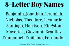 432 Awesome Lists of Names images in 2019 | Baby Names, Kid names