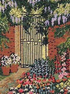 Secret Garden Tapestry Kit By Twilleys of Stamford