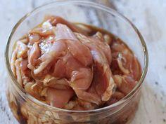 味付け冷凍:鶏のにんにく醤油漬けの画像