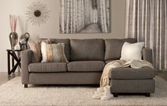 CASA Corner Sofa (Grey)