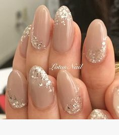 All these nail designs and styles happen to be as easy as they are awesome. When you're regularly in search of ideas and fresh designs, nail art designs are a good way to show off your personality and to be original. Elegant Nail Designs, Elegant Nails, Classy Nails, Gel Nail Designs, Stylish Nails, Trendy Nails, Glam Nails, Fancy Nails, Beauty Nails