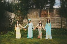 A Colourful Vietnamese Tea Ceremony Wedding image by http://www.mikiphotography.info/