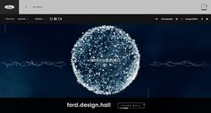 Site of the Day - January 16 2015 - Ford Answers By Blue Hive Brazil (Brazil) Slikland #UI #UX #Inspiration #WebDesign