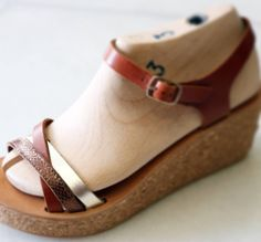 🤗 New collection / Hand-stitched calf leather, natural cork sole from Portugal  #leathersandals #summer #sandals #summer2017 #madeingreece #realleather #shoes #fashion #greeksandals #handmade #welovegreece #greece #paros #familybusiness #atelierparossandals #turquoise  #shopping #handmadesandals #artisanatcuir #artisanat #thegreeksandals #fashion #newcollection