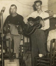 Early Cajun Music