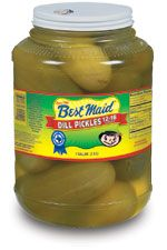 Pickle juice for RELIEF of muscle cramps...we all hate Charlie horses. Who knew? All the NFL players drink it. A shot of this sour stuff will help prevent cramps too.