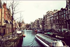 How to experience the best of #Amsterdam in...8 hours? Article by Matt Long