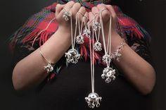 Erica Huuva, Samiskt Silver Design, smycken, ringar, Erika Huuva, Huuvva, Huvva,