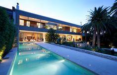 La superbe villa Pricila à Buenos Aires par Martín Gómez