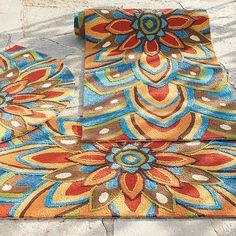Fiesta Outdoor Mat