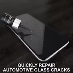 Windshield Repair, Windshield Glass, Car Cleaning Hacks, Glass Repair, Home Fix, Cool Gadgets To Buy, Diy Home Repair, Cool Inventions, Useful Life Hacks