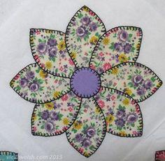 Flower Applique Patterns, Applique Templates, Quilt Block Patterns, Applique Designs Free, Owl Templates, Felt Patterns, Hand Quilting Designs, Embroidery Designs, Quilting Projects