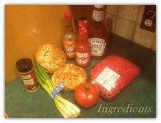 Photo by Carl Dunn - © 2013 Ramsay Burger Recipe, Best Burger Recipe, Hamburger Recipes, Beef Recipes, Cooking Recipes, Yummy Recipes, Barbecue Recipes, Wine Recipes, Bbq