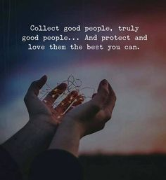 Collect good people truly good people.. via (http://ift.tt/2qtRHh6)