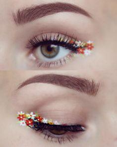 Eye Makeup Art Eyeliner Eyebrows 23 Ideas For 2019 Makeup Inspo, Makeup Inspiration, Makeup Tips, Beauty Makeup, Hair Makeup, Makeup Eyebrows, Makeup Geek, Makeup Ideas, Makeup Goals