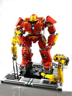 """HulkBuster.RioCahyadi.001"" by r10cyd: Pimped from Flickr"