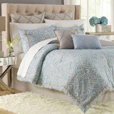 Hadley 9-12 Piece Comforter Super Set - BedBathandBeyond.com