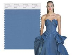 Top 10 Spring 2017 Pantone Colors from New York Fashion Week ...
