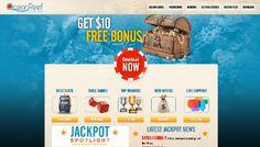 New RTG online casino - Ocean Reef Casino http://www.slotmachinesonline.co/casino-reviews/ocean-reef-casino.php ➡