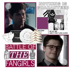 """⠀⠀⠀〖 ♤ BATTLE OF THE FANGIRLS  ♤ 〗"" by a-desire-to-fandom ❤ liked on Polyvore featuring art and botfs1"