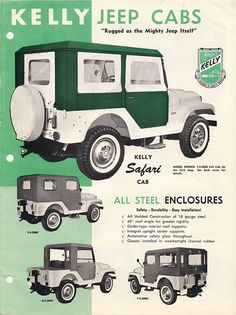 Features | eWillys | Page 2 Willys Wagon, Jeep Willys, Jeep Hard Top, Jeep Tops, Jeep Concept, Cj Jeep, Utility Truck, Cool Jeeps, Military