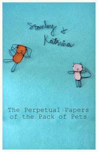 """""""Now – let me tell you again about The Perpetual Papers of the Pack of Pets! I just LOVE this book!"""" #bookreview"""