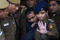 Aam Aadmi Party slams Centre over Uber cab rape case womens security