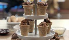 Petra, Cereal, Ice Cream, Pudding, Breakfast, Desserts, Food, No Churn Ice Cream, Morning Coffee