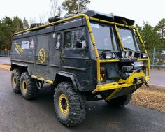 Classic Cars – Old Classic Cars Gallery Cool Trucks, Big Trucks, Cool Cars, Volvo, Equipement Camping Car, Offroader, Bug Out Vehicle, Off Road Camper, Truck Camping