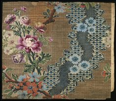 Textile design | V&A Search the Collections