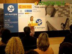 CONSTRUIBLE: Ana Pastor presenta Solar Decathlon Europe 2012