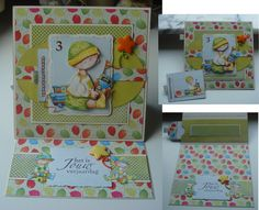 TLC242 Andres ( easel card ) by niki1 - Cards and Paper Crafts at Splitcoaststampers