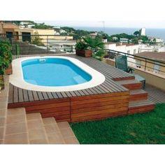 les mini piscines en bois apportent une nouvelle approche de la d tente et de la baignade tr s. Black Bedroom Furniture Sets. Home Design Ideas