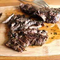 Carne Asada Recipe - A simple recipe for juicy, tender carne asada. Make outdoors on the grill or indoors on a cast iron griddle. Cooking Recipes For Dinner, Entree Recipes, Grilling Recipes, Paleo Recipes, Mexican Food Recipes, Paleo Meals, Steak Recipes, Mexican Main Dishes, My Favorite Food
