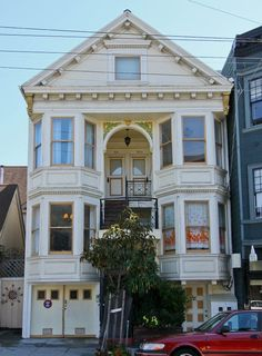 Duboce Triangle Vacation Rental - VRBO 317876 - 1 BR San Francisco Apartment in CA, Hip, Unique Victorian Flat Located in the Heart of SF