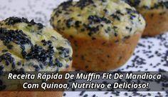 Receita Rápida De Muffin Fit De Mandioca Com Quinoa, Nutritivo e Delicioso! 👌 ➡ https://segredodefinicaomuscular.com/receita-rapida-de-muffin-fit-de-mandioca-com-quinoa-nutritivo-e-delicioso/  Se gostar da receita compartilhe com seus amigos :)  #boanoite #goodnight #receitasfit #receitas #recipes #receitafit #fit #EstiloDeVidaFitness #ComoDefinirCorpo #SegredoDefiniçãoMuscular