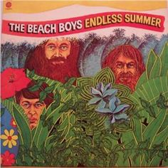 """The 1960′s music world was dominated by the British invasion of The Beatles and the Rolling Stones churning out number one hit after number one hit. But the tide slowly turned starting on the West coast and steadily spreading throughout the nation. The Beach Boys and their """"Surfer Sound"""" gathered a following of teeny boppers not just from California, but the entire nation. In 1974, Endless Summer, a double album greatest hits on Capital records was released. View inside cover by clicking…"""