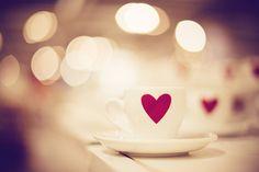 heart mug Facebook cover