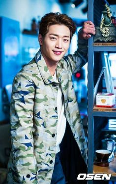 Seo Kang Joon  Cr. Logo