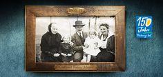 Die Begründer der ersten Feldberger Hof Ära. Carl Mayer mit seiner Schwester, der Feldbergmutter Fanny und Besuch. Das Bild stammt aus der Zeit von 1905-1915.