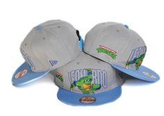Teenage Mutant Ninja Turtles Snapback Hat (1)  5973624693fb