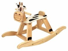 rocking cow horse plans - Google Search