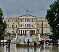 Greek Parliament,Syntagma square,Athens,Greece