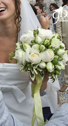 Bridal bouquet. Wedding Tuscany. @giulia