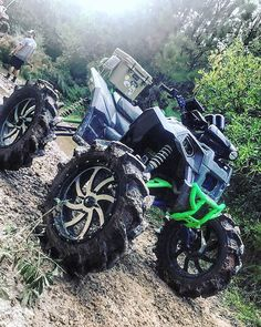 Image may contain: outdoor Sand Toys, Quad Bike, Four Wheelers, Polaris Ranger, Atvs, Dirt Bikes, Motocross, Offroad, Mud
