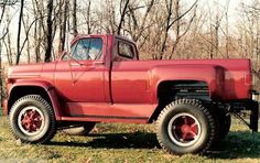 C6500 Gmc Trucks, 6x6 Truck, Chevrolet Trucks, Lifted Trucks, Cool Trucks, Pickup Trucks, Cool Cars, Vintage Tractors, Old Tractors