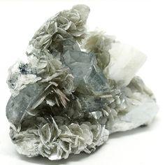 Minerales: aguamarina